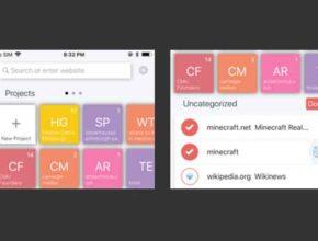 Новый браузер «Bento» для мобильных устройств
