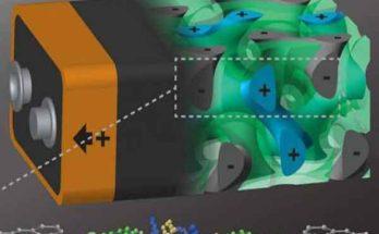 Аккумуляторная батарея с новой архитектурой энергии