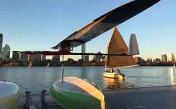 Новый роботизированный планер для слежки за океаном