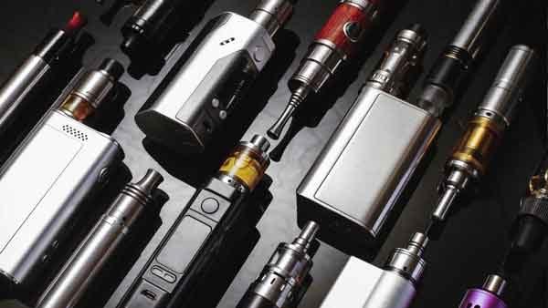 Электронные сигареты впечатляют представленным ассортиментом ароматов