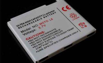 Новый электролит литиево-ионных аккумуляторных батарей