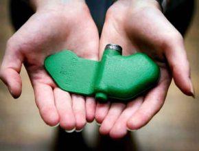 Методология поиска пластиковых мин типа «бабочка»