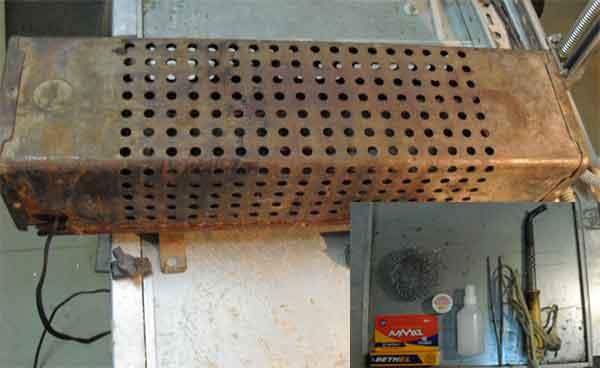 Нагреватель электрический строительный - простой инструмент под ремонт медных труб