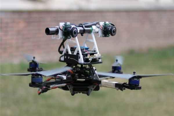 Создан робот с функцией перехода на узкое крыло