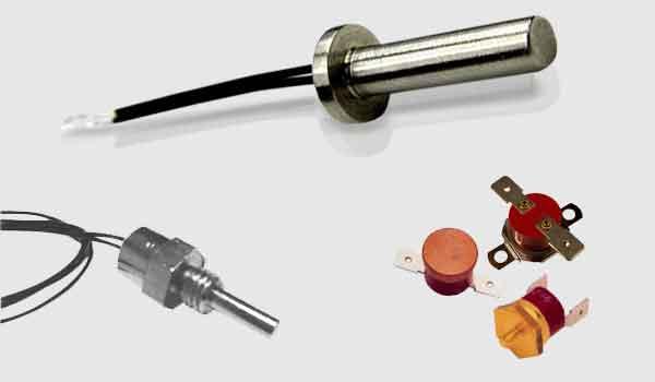 Термисторы разного исполнения