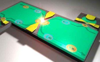 Создан новый электронный «насос» квантовой физики