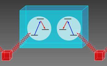 Изобретён ретранслятор квантовой сети на алмазах
