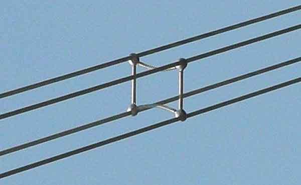 Расстояние между проводниками