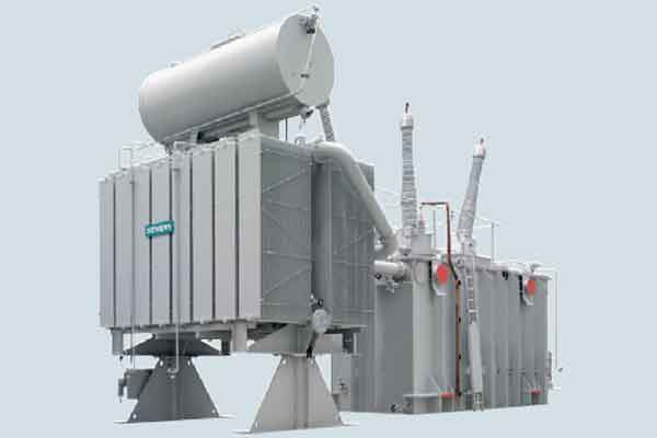 Реактор производства компании Siemens