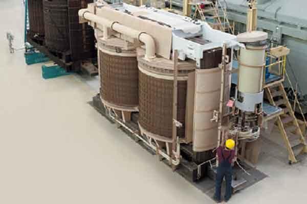 Силовые трансформаторы «Siemens»