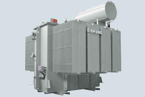 Силовой трансформатор Siemens малой мощности