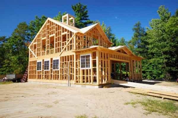 как строят за рубежом дома