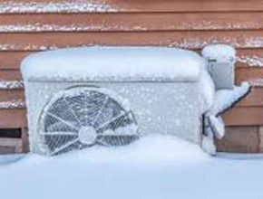 Зимний комплект для сплит системы (кондиционера воздуха)