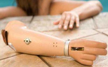 Новое ощущение протеза конечности физическим телом