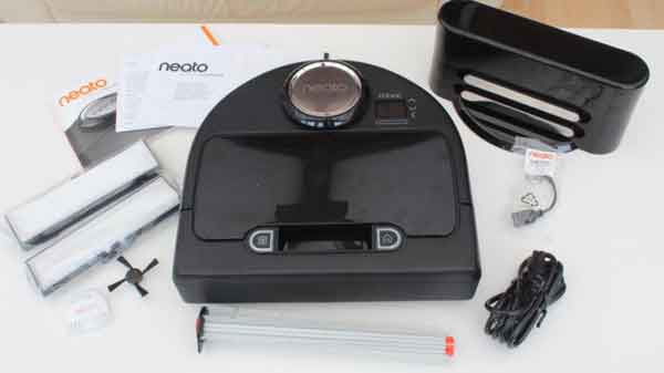 Полный набор Neato Botvac Connected