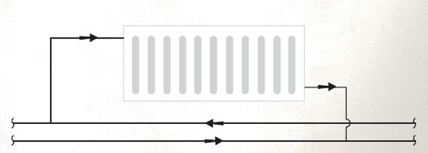Соединение торцевое двухстороннее «верх – низ»