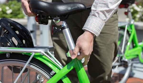 Проверка рамы велосипеда