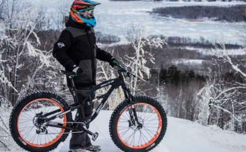 Как велосипед хранить зимой?