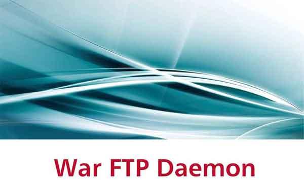 War FTP Daemon