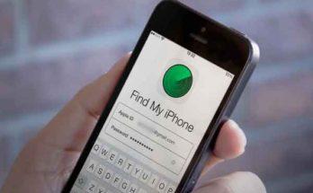 Find My iPhone – сервис поиска утерянных телефонов