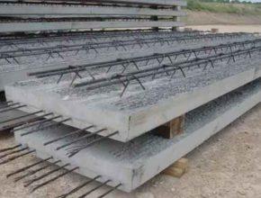 Память-сталь для усиления бетонных конструкций