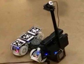 Модульный робот создан инженерами Корнеллского университета