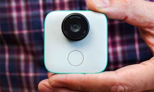 google clips камера