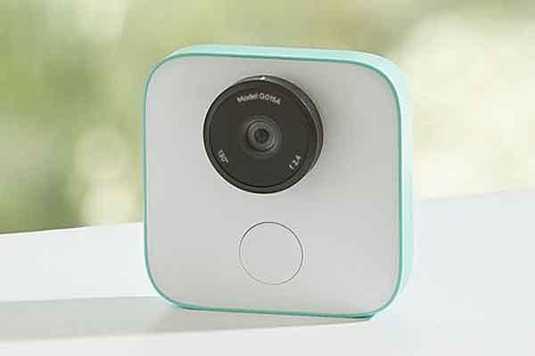 Что такое Google Clips камера?