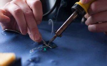 Как научиться паять ручным паяльником + пошаговый инструктаж