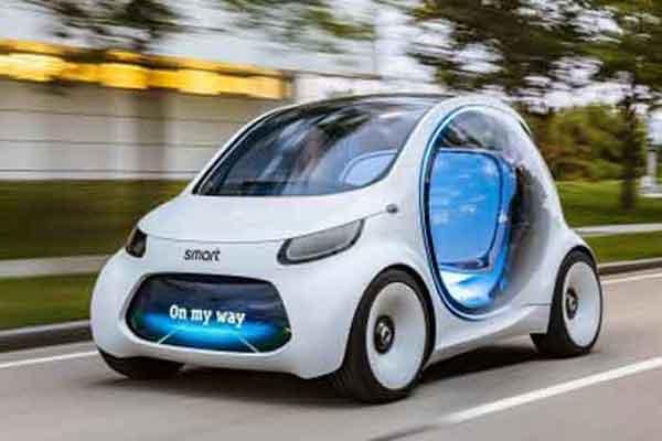 ТОП-10 проектов технологий будущего для автомобилей