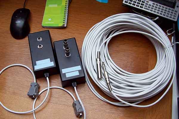 DS18S20 – температурный датчик на портах компьютера