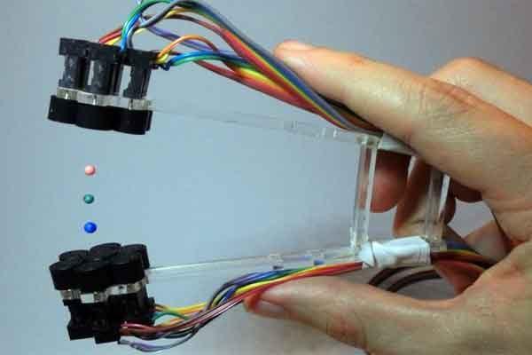 Разработан акустический пинцет современного хирурга