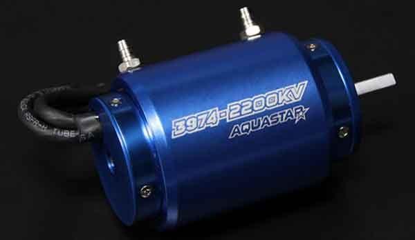 Электромотор водяного охлаждения