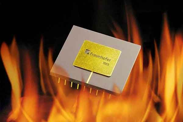 Создан высокотемпературный полимер для электроники