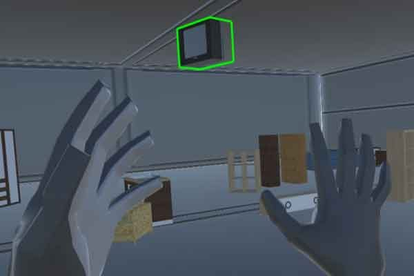 Force Push – техника жестов виртуальной реальности