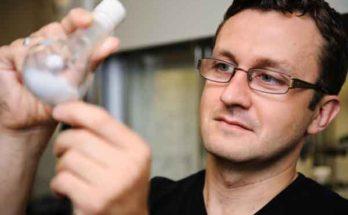 Конструкция микрокапсул против углекислого газа