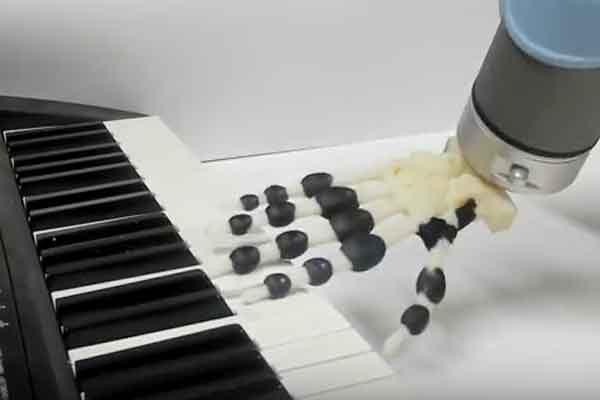 Создана новая механическая конструкция руки-робота