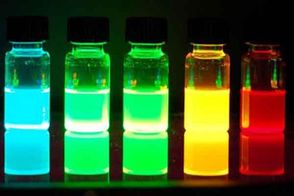 Исследования напряжённых коллоидных квантовых точек