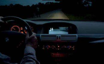 Что такое ночное видение автомобиля и как работает система CNV?