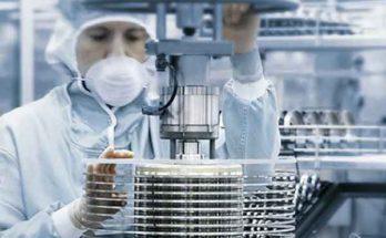 Метод физической очистки на производстве полупроводников