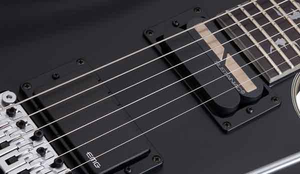 Платиновые струны гитары