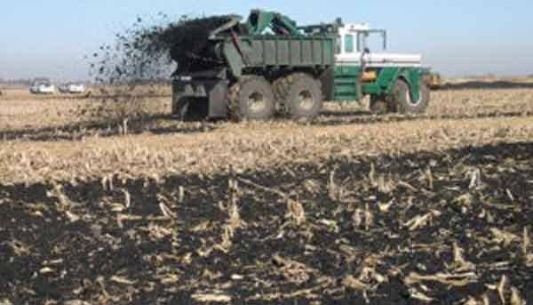 Применение биосолидов на практике сельского хозяйства
