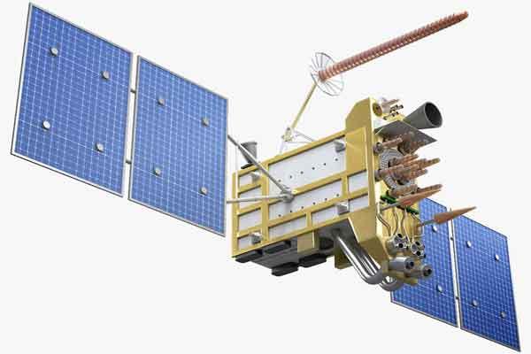 Рабочий спутник российской навигационной системы ГЛОНАСС