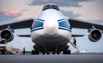 Транспортник АН-124 или просто «Руслан» воскрес на Украине