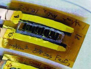 Свойства композита лазерно-индуцированного графена