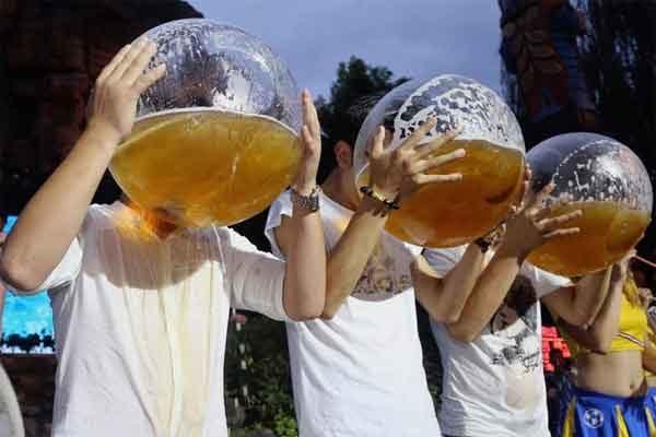 Алкогольные напитки содержат тяжёлые металлы?
