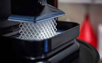 3D-принтер «Репликатор» печати сложных гибких объектов