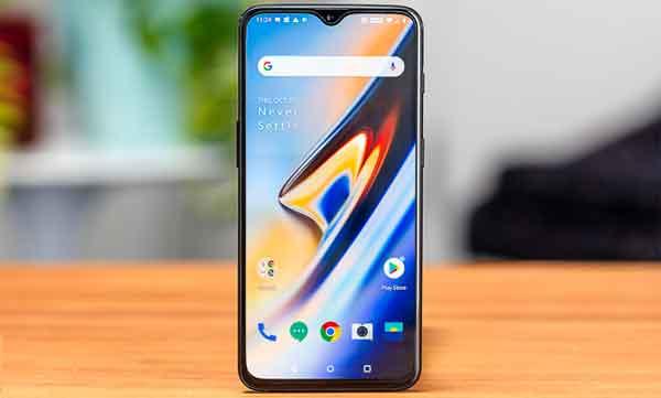 Смартфон One Plus 6T