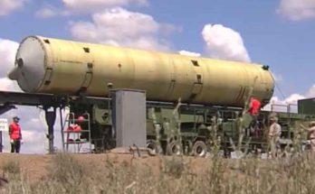 Ракета 9М730 прошла испытательную ступень силовой установки