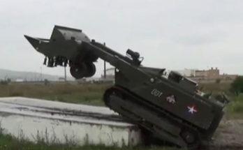 """Робот """"Уран-6"""" получил очередную модернизацию"""